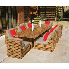 westminster venetian teak 8 seater rectangular dining set next day delivery westminster venetian teak 8 garden furniture