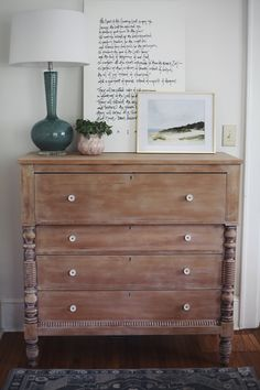 Furniture ideas dresser makeover: whitewashed weathered look — Kaysie Danielle The Right Stuff for Y Old Furniture, Furniture Makeover, Painted Furniture, Dresser Makeovers, Furniture Refinishing, Whitewash Furniture, Furniture Design, Bedroom Furniture, Chair Design