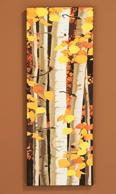Personalized Aspens Print. get two names carved in a heart on the Aspen trees. sweet gift for newlyweds!
