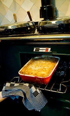 Deze jachtschotel komt daar ook uit. Lekker met bietjes of rodekool uit de AGA. Aga, Food, Essen, Meals, Yemek, Eten
