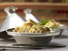 Steamed Millet with Dates | Eat Smarter