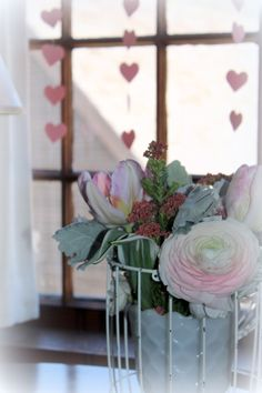 Romantic Wedding Shower Wedding & Event Planning/ The Perfect Table Cape Cod
