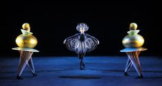 The Triadic Ballet // Oskar Schlemmer. Reconstruction and choreography by Ulrike Dietrich and Gerhard Bohner (1977) // Bayerisches Staatsballet. This June, Munich and Berlin.