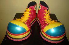 139 mejores imágenes de Zapatos de payaso!!  041eeff4262b
