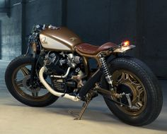 Honda CX500 Cafe Racer By Kingston Custom
