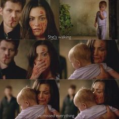 The originals 3x02 gahhh this scene made me feel all mushy and weepy