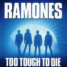 RAMONES - (1984) Too tough to die http://woody-jagger.blogspot.com/2014/04/los-mejores-discos-de-1984-por-que-no.html
