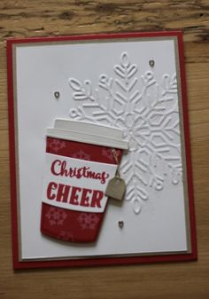 Merry Café - Stampin' Up! Christmas