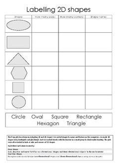 2d shapes worksheets places to visit shapes worksheets shapes math classroom. Black Bedroom Furniture Sets. Home Design Ideas