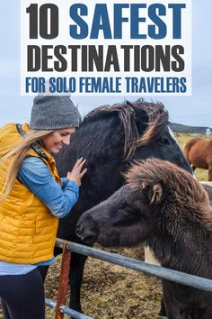 Safest Destinations for Solo Female Travelers