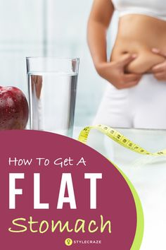 Want A Flat Stomach In 7 Days