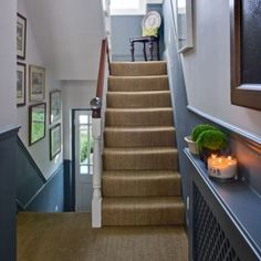 Suitable carpets for hallways | Carpet advice | Carpets | Celia Rufey answers your tricky carpet questions | PHOTO GALLERY | Homes & Gardens | Housetohome