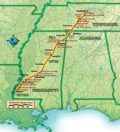 Natchez Trace Parkway Guide – RV For Cheap And Visit Historical Sites