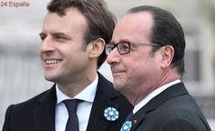 Macron dimite como líder de ¡En Marcha! cuyo congreso fundacional será en julio