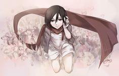 Anime Attack On Titan Mikasa Ackerman Wallpaper