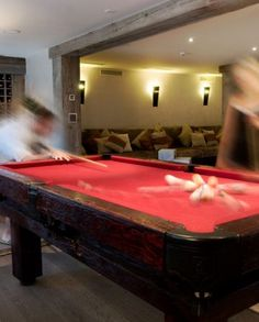 Rustic Pool or Snooker Table – Luxury Pool Tables - Pool Dining Table Experts Outdoor Pool Table, Pool Table Dining Table, Pool Tables, Modern Pools, Luxury Pools, Table Sizes, Table Dimensions, Wood Colors, Colours