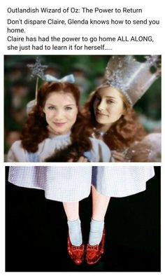 An Outlandish Wizard of Oz by Betty Server Slide 14 of 16