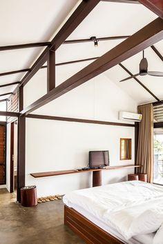 Sook Architects, Spaceshift Studio · Baan Suan Mook Resort