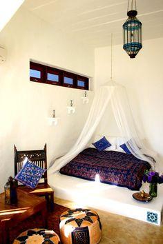 AL MEDINA Beach House. Maroccan Inspiration for your #dorm