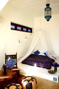 AL MEDINA Beach House. Maroccan Inspiration for your #dorm