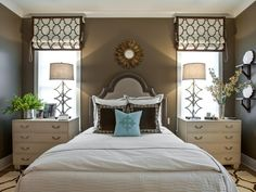 Master Bedroom Pictures From HGTV Smart Home 2014 | HGTV