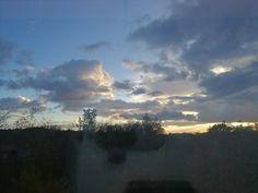Belgian sky