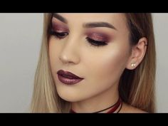 Zendaya Inspired Double Cut Crease - ABH Modern Renaissance | ByJeannine - YouTube