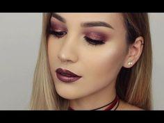 Zendaya Inspired Double Cut Crease - ABH Modern Renaissance | ByJeannine - YouTube