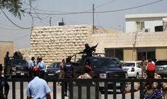 الحكم بإعدام 5 متهمين وسجن باقي أعضاء…: الحكم بإعدام 5 متهمين وسجن باقي أعضاء خلية أربد.