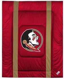 NCAA Florida State University Sidelines Comforter
