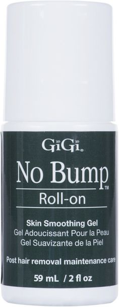 This mess-free, No Bump Roll -On Gel by GiGi is especially formulated to eliminate and prevent bumps, ingrown hairs, razor burn and other skin irritations for ultimate, touchable, hair-free skin. #NaturalHairLossPrevention Argan Oil For Hair Loss, Biotin For Hair Loss, Hair Loss Shampoo, Dht Hair Loss, Hair Loss Cure, Prevent Hair Loss, Natural Hair Growth Remedies, Natural Hair Loss Treatment, Hair Loss Remedies