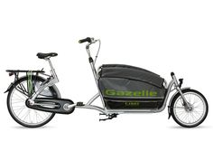Gazelle with carrier