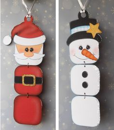 1000 images about ideas christmas painted rocks on pinterest santa face snowman and felt - How to make a snowman out of wood planks ...