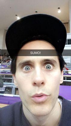 Jared Leto - snapchat ( 17.11.2016 ) - LovefromMars