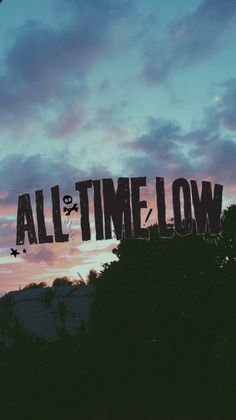 all time low iphone wallpaper - Google Search