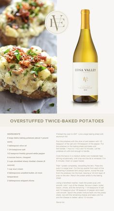 baked potatoes twice baked potato recipes overstuffed twice baked ...
