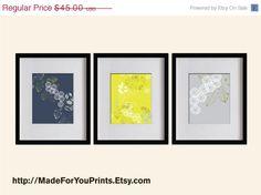 ON SALE Modern Romantic Tree Art Prints  8X10  by MadeForYouPrints, $34.95