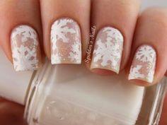 Winter nail....