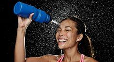 Crean un sensor que mide el nivel de hidratación #runners