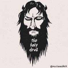 RASPUTIN - THE HOLY DEVIL