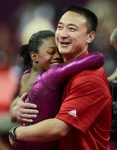 SO HAPPY FOR CHOW AND GABBY BOTH.