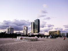 #miami #beach #sunset