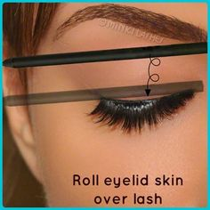 Mink False Eyelashes Tips & Hacks from the Minki Lashes Queen Applying False Lashes Old Hollywood Trick False Eyelashes Tips, Applying False Eyelashes, Curling Eyelashes, Fake Eyelashes, False Lashes, Eyelash Tips, Eyelash Serum, Eyelash Curler, Eyelash Extensions