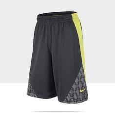 LeBron Half-Print Men's Basketball Shorts