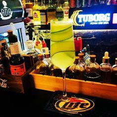 Garden Tonic #cocktail #mixology #bartender#cocktailsagram #alchemy #drinkporn#cocktailporn #instadrink #craftcocktail #Alchemist #gin