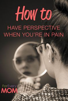 This mom helps her daughter deal with a painful physical condition with a sweet, profound tradition and a great perspective. Girls Run The World, Proverbs 31 Woman, Physical Condition, Chronic Pain, Parenting Hacks, Life Lessons, Encouragement, Prayers, Stress