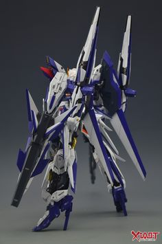Modeler Deaddklxdio Model Le Gundam Delta Kai Modification Type Conversion Custom Paint