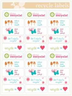 oh, hello friend: you are loved.: recycle printable