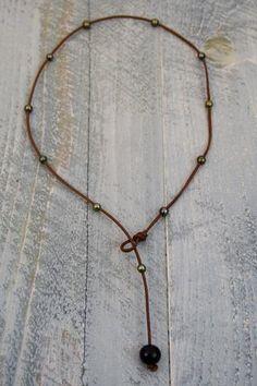 Emerald Simplicity Necklace