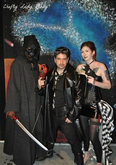 Crafty Lady Abby - League of Space Pirates: Costume Photos from May Show